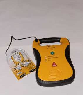 Laiendefibrillatoren - AED