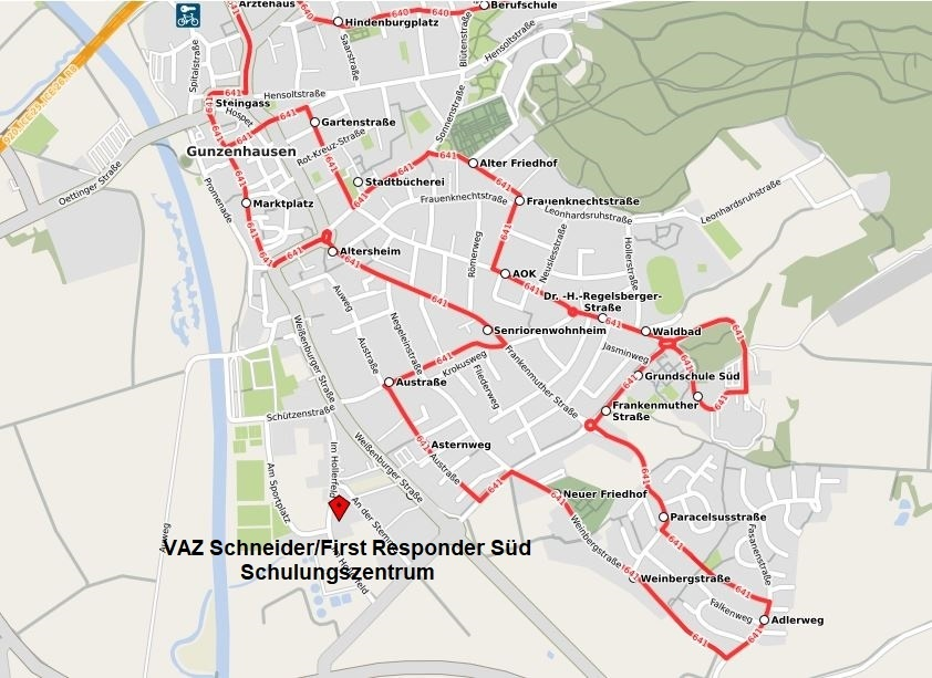 Schulungszentrum Gunzenhausen